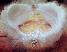 Swan Lake Ballet Feather Headpiece, Off-White Feather Tiara, Ballet Headpiece, Ballerina Hair accessory by KatelinasBoutique on Etsy https://www.etsy.com/listing/292311529/swan-lake-ballet-feather-headpiece-off