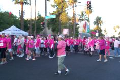 Survivor parade
