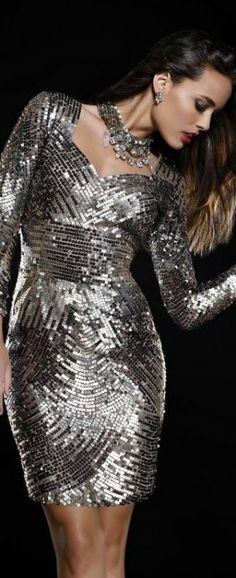 Silver and Glam