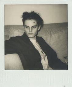 Charlie Adshead at Established Models talks about his best friend Jim, how to be romantic, the struggles of being tall and his good ol' English sarcasmin this week's interview. Instant Analogue by Cecilie Harris, with special thanks to Impossible HQ. Read the full interview HERE.