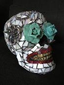 Dia de los Muertos (Day of the Dead) Skull