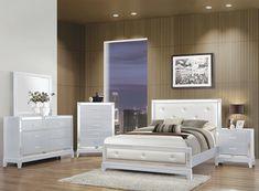 Bedroom Sets, Bedroom Decor, Bedrooms, Crystal Bedroom, Bedroom Furniture For Sale, Furniture Ideas, Nightstand, Crystals, Modern