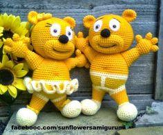Kummikommikaru-kollane.Yellow Gummy Bear.         Valmis veel üks kena paar kummikommikarusi.Sedapuhku kollane variant....