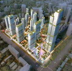 Jumeirah Wuhan. Image Courtesy of Jumeirah Group