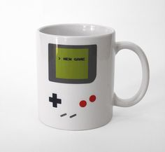 Delightful Gameboy mug