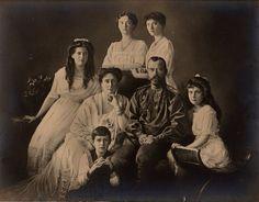 Famille Romanov