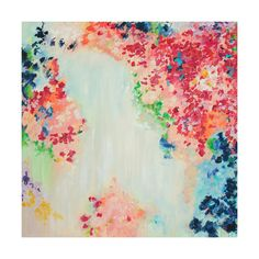 Confetti Art Print - Limited Edition by Blair Culwell Staky | Minted