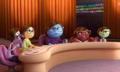 Le film Vice-Versa de Disney Pixar