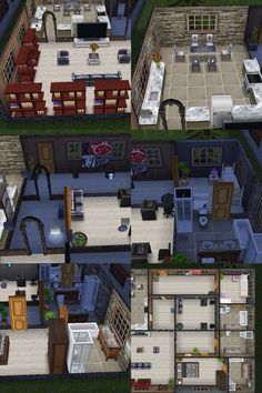 House in Sims Freeplay