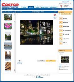 Costco Photo Center:Photo Editing Options VIA ADDICTEDTOCOSTCO.COM lots of advice on how to...