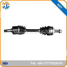Great Wall auto chassis parts cv axle for sale