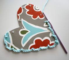 Crochet Valentines | Shelterness