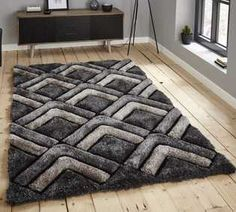 Noble House NH-8199 Grey Rug
