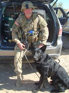 By then, Daniel had been in Afghanistan two months. It was July 2012, his third tour of duty and his first with Oogie, his military working dog. They were leading their platoon on yet another patro…