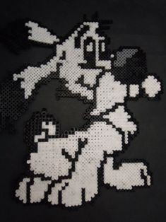pixel art idefix