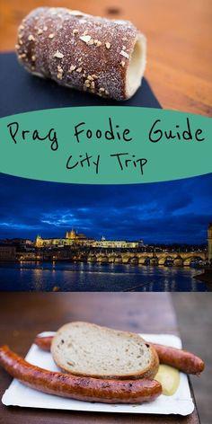 Prag Foodie Guide für den kulinarischen City Trip nach Prag. Mit Tipps für Restaurants, Bars, Weihnachtsmärkte und Appartments