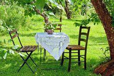 Lieblingsplätze im Garten - Gartenzauber