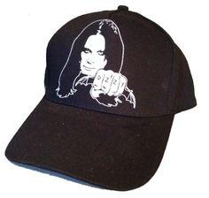 Ozzy Osbourne Ozzy Velcro Back Baseball Cap – Iconic Shop - Online Retailer of T-Shirts, Music, Glassware, Accessories and more! Ozzy Osbourne, Headgear, Rock N Roll, Baseball Cap, Street Wear, Hats, Accessories, Julie, Artists