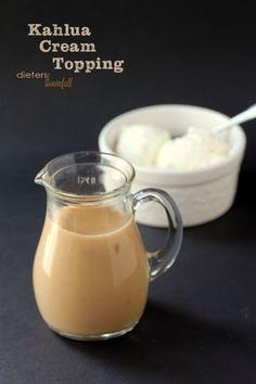 Bread Pudding – Day Two – Kahlua Cream Sauce Kahlua Cream Sauce ...