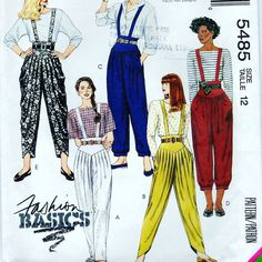 Just Listed ... THIS IS A PATTERN; NOT THE FINISHED PRODUCT!  McCall's 5485 Pattern Misses Pants In Three Lengths - Copyright 1991 - $17.36  http://etsy.me/20SV9m3  FREE SHIPPING U.S.A.  #fit #follow #like #pic #photo #oftheday #wp #blog #fb #sewing #pattern #handmade #DIY #vintage #shar #show #twitter #tweet #buffer #vinpat #craft #pants #boutique #emporium #studio #tagsforlike #pop  #etsy #McCalls #seamstress  @Instagram @sharpharmade