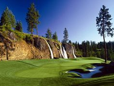 Black Rock Golf Club in Coeur d'Alene, ID
