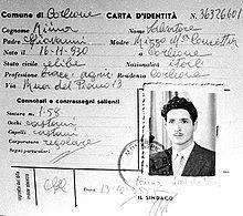 Salvatore riina on Pinterest | Italian pronunciation, Gangsters ...