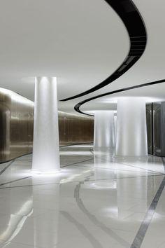 ♂ Modern architecture interior Palace of International Forums Uzbekistan by Ippolito Fleitz Group | Yatzer