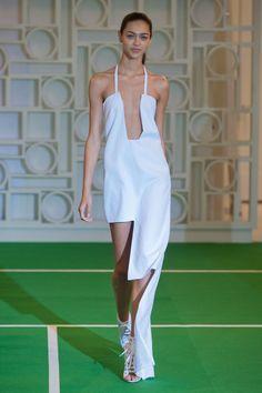 Défile Lisa Perry prêt-à-porter printemps-été 2014 New York - #NYFW #fashion