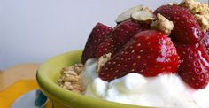 Superfood: Greek Yogurt