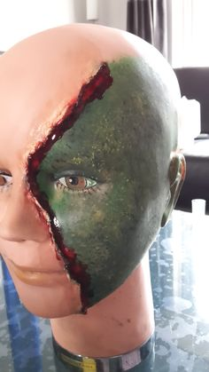 Human Trensform To Ork or lizard