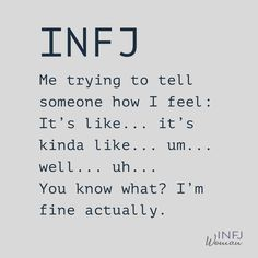 A community for INFJs to learn about their personality. Infj Traits, Infj Mbti, Intj And Infj, Isfj, Introvert Personality, Personality Types, Introvert Quotes, John Maxwell, Thing 1