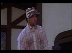 Bill Murray preps for Augusta.  Caddyshack Cinderella clip.