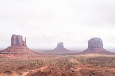 """Utah Road Trip Guide: Monument Valley is one of the most beautiful places I've had the privilege of visiting lastyear. Located on theArizona-Utah state line,this iconic landmark is widely popular in Hollywood Western movies yet it still remains behind the scenes, next to the gargantuan national parks in Utah. Most people recognize the """"Mittens""""-The East …"""