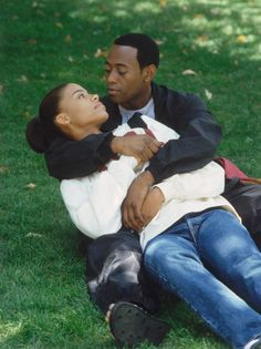 "Omar Epps and Sanaa Lathan belonged together in Love & Basketball! ""All's fair in Love and Basketball baby"" Love And Basketball Movie, Basketball Movies, Basketball Baby, Basketball Stuff, Black Romantic Comedies, Romantic Comedy Movies, Black Love Couples, Cute Couples, Aaliyah"