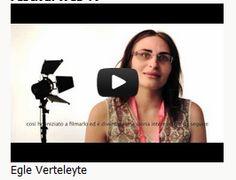 Egle Verteleyte - Interviste - interviews