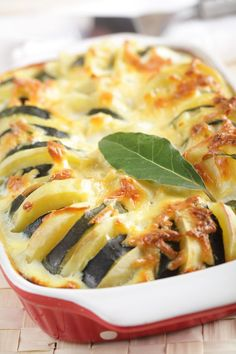 Casserole Recipe: Summer Vegetable Tian      I want to make this with vegan white sauce such as cashew cream.