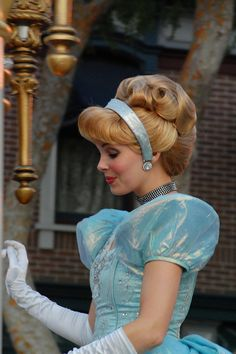 Cinderella | Disney Park Face Characters