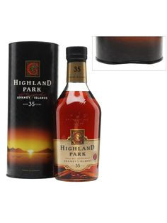 Highland Park 35 Year Old / John Goodwin / Cask Strength Scotch Whisky : The Whisky Exchange