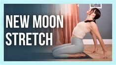 New Moon Yoga - Slow Flow Stretch To Set Intentions yoga poses for beginners VISHWAKARMA PUJA : IMAGES, GIF, ANIMATED GIF, WALLPAPER, STICKER FOR WHATSAPP & FACEBOOK #EDUCRATSWEB