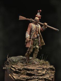Guerreiro Iroquois (Iroquois Warrior)