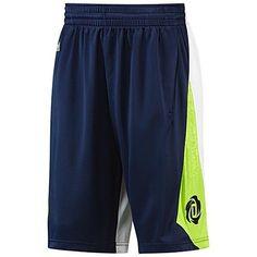 ADIDAS Basketball Men's Derrick Rose City Shorts, Size M, NEW