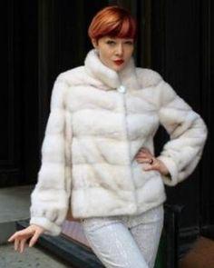 White mink fur jacket by Marc Kaufmsn Furs   #travel#beauty#glamour#classics#designer#luxurylife#fashionlife#style #showtime#love#show#beautiful#dreambig#lifestyle#success#worldtraveller #tv#freedom#positivity#prelaunch#millionaires#entrepreneur#yachtlife #fitness#design#design