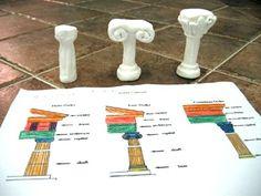 History : Greek Columns. Mystery of History Volume 1, Lesson 75 #MOHI75