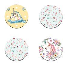 A pack of 4 beautiful Unicorn Pattern weights Fabric Weights heavy Weights #Patternweights