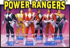 Mighty Morphin Power Rangers | 31 Awesome '90s Toys You Never Got, But Can Totally Buy Today