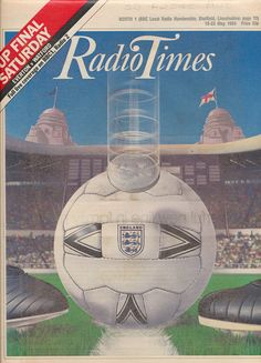 Radio Times Cover 1984-05-19 Football