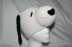 Child size handmade character hat made to look like by theheadsaid, $23.00
