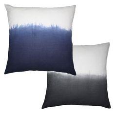 dip dyed cushions
