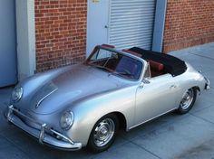 1959 Porsche 356A Cabriolet Super