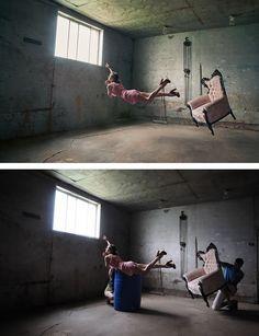 Immagini che rivelano la verità dietro la fotografia